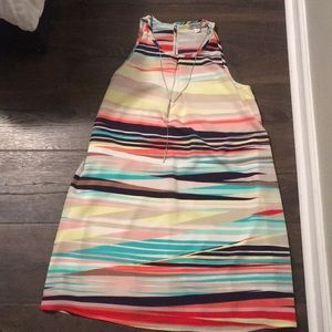 NWOT   Colorful dress. XS - Perfect for summer 🌻